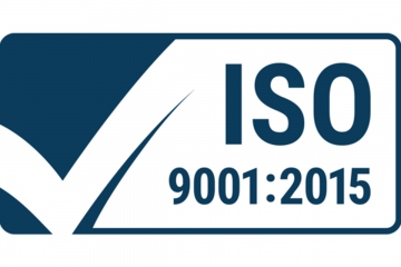ISO 9001-2015 Accreditation