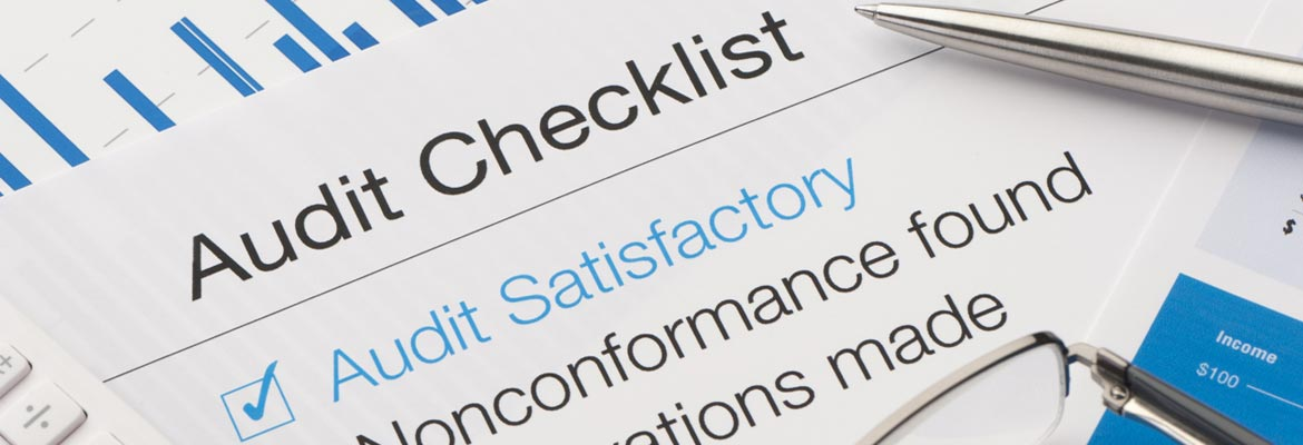 checklist audit transport